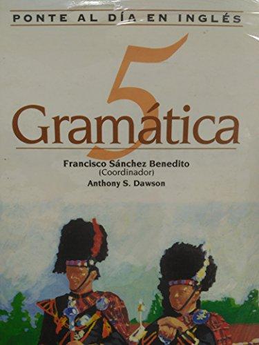 9788420523453: Gramatica 5. Ponte Al Dia En Ingles