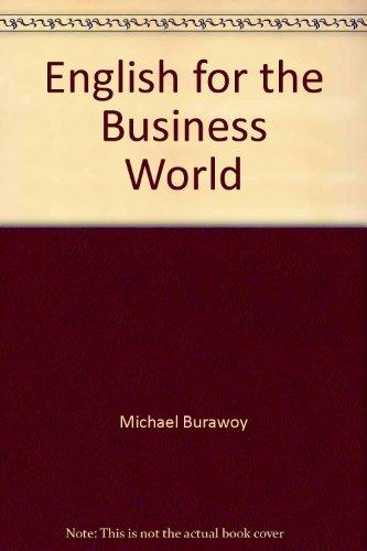 9788420523958: English For Business World Alumno