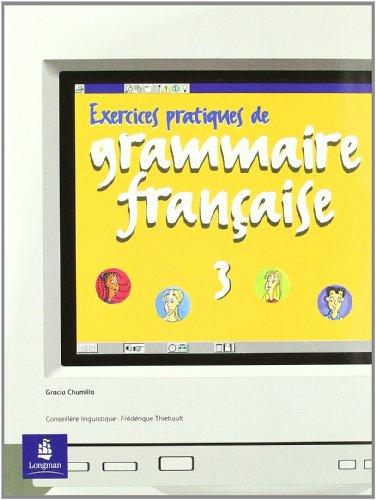9788420527826: GRAM PRATIQUE FRANÇ EXE 3
