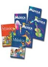 9788420528625: Música, 5º Educación Primaria