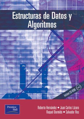 9788420529806: Estructura de datos y algoritmos