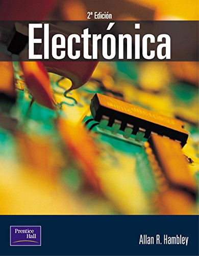 Electronica (Spanish Edition): Hambley, Allan R.