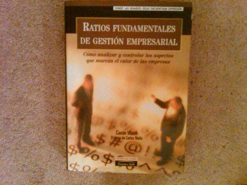 9788420531144: Ratios Fundamentales de Gestion Empresarial (Spanish Edition)