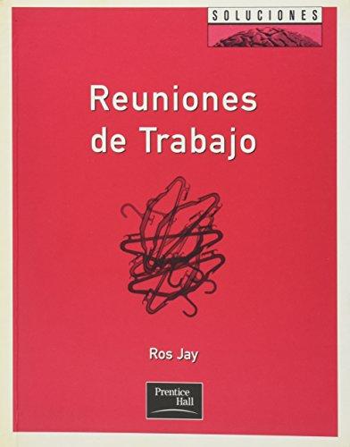 9788420531403: REUNIONES DE TRABAJO.