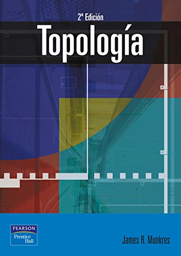 Topología 2ED: James R. Munkers
