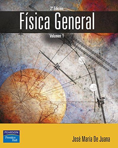 Física general. vol. I: José María de