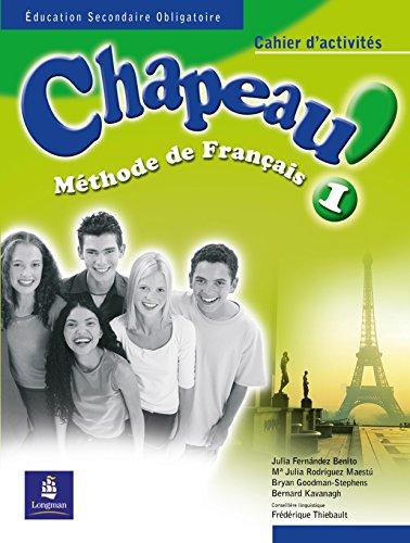 9788420534299: Chapeau 1, méthode de français, ESO. Cahier d'activites