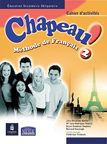 9788420534336: Chapeau 2, méthode de français, ESO. Cahier d'activités