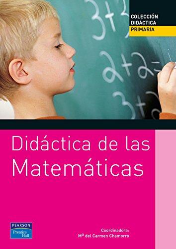 Didáctica de las matemáticas: María Ángeles Chamorro