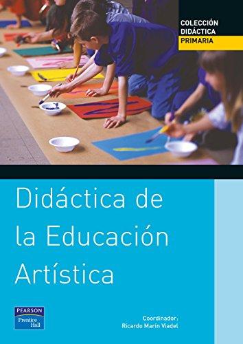 9788420534572: Didáctica de la educación artística para primaria - 9788420534572