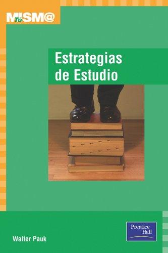 9788420535272: Estrategias de Estudio (Spanish Edition)