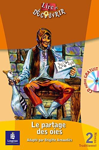 9788420536859: PARTAGE DES OIES+CD LD2