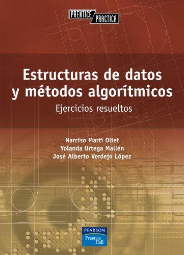 9788420538495: Problemás resueltos de estructura de datos: Ejercicios resueltos