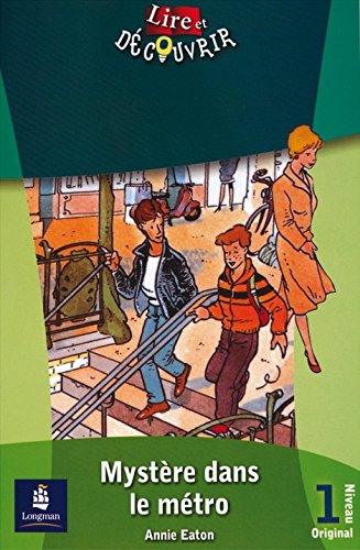 9788420538549: L&d 1 mystère dans le metro (Lire et Decouvrir)