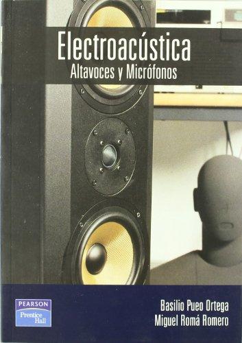 9788420539065: Electroacustica. Altavoces y Microfonos