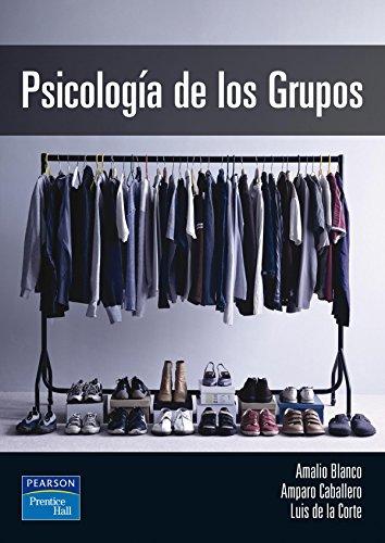 9788420539119: Psicología de los grupos