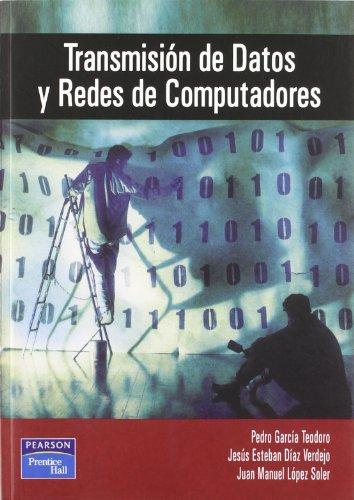 9788420539195: Transmision de Datos y Redes de Computadores