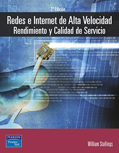 9788420539218: Redes e Internet de Alta Velocidad: Rendimiento y Calidad de Servicio
