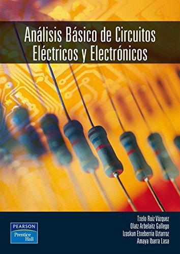 9788420540443: ANALISIS BASICO DE CIRCUITOS ELECTRICOS Y ELECTRONICOS