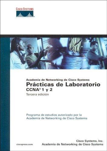 9788420540818: Practicas de Laboratorio CCNA 1 y 2 Vol. 1 (Spanish Edition)