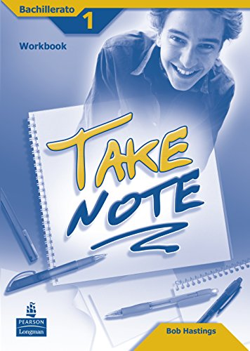 9788420540993: Take Note 1 Workbook - 9788420540993