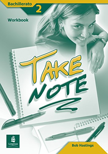 9788420541693: Take Note 2 Workbook - 9788420541693
