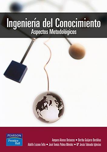 9788420541921: Ingeniería del conocimiento: Aspectos metodológicos (Spanish Edition)