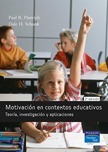 9788420542287: Motivacion en Contextos Educativos.