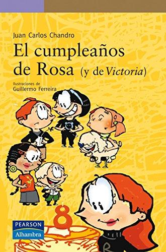 9788420543130: El cumpleaños de Rosa (y de Victoria) (Serie Morada)