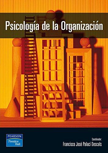 9788420543406: Psicología de la organización