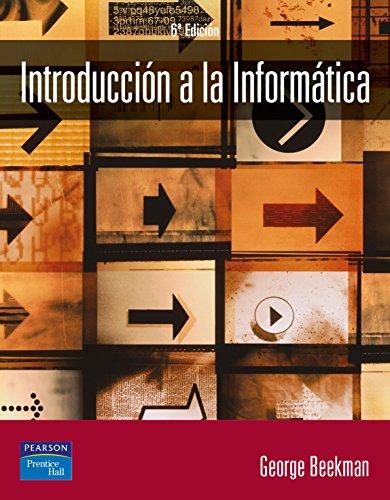 9788420543451: Introduccion a la Informatica - 6b: Edicion (Spanish Edition)