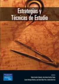 9788420544076: Estrategias y técnicas de estudio (Fuera de colección Out of series)