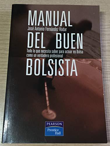 Manual del buen bolsista: José Antonio Fernández