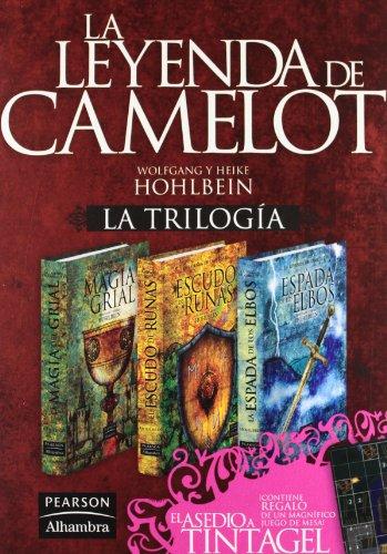 9788420545066: Estuche trilogía la leyenda de camelot