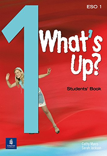 9788420546537: What's Up? 1 Student's File - 9788420546537