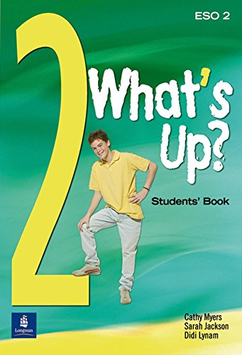 9788420546643: What's Up? 2 Student's File - 9788420546643
