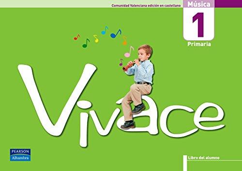 9788420546971: vivace-1-libro-del-alumno-valenciano-1-educacion-primaria-mus-ica-castellano