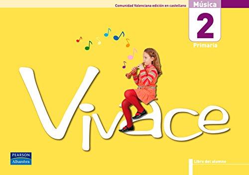 9788420547145: Vivace 2 libro del alumno (Comunidad Valenciana) - 9788420547145
