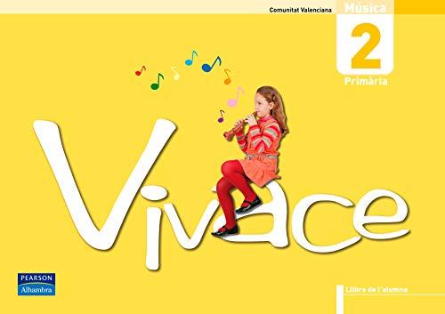 9788420547152: Vivace 2 llibre de l'alumne (Comunitat Valenciana) - 9788420547152