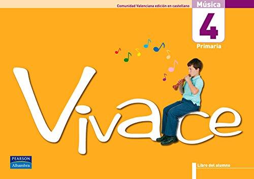 9788420547497: vivace-4-libro-del-alumno-cv-4-educacion-primaria-musica-cas-tellano