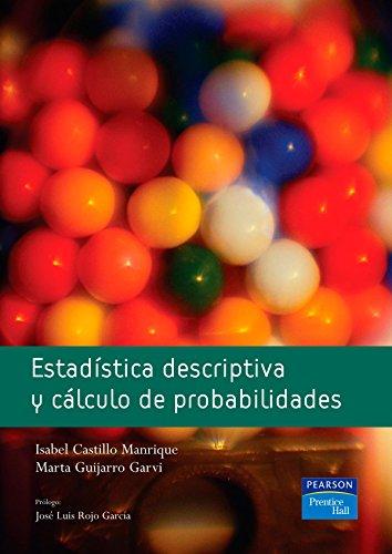 9788420548067: Estadística descriptiva y cálculo de probabilidades
