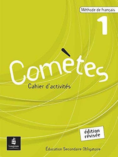 9788420548128: Comètes 1 Cahier D'activités. Edition Revisée