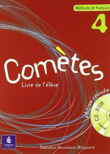 9788420548234: Comètes 4 livre d'lélève - 9788420548234