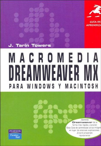 9788420548456: Macromedia Dreamweaver MX Para Windows y Macintosh (Spanish Edition)