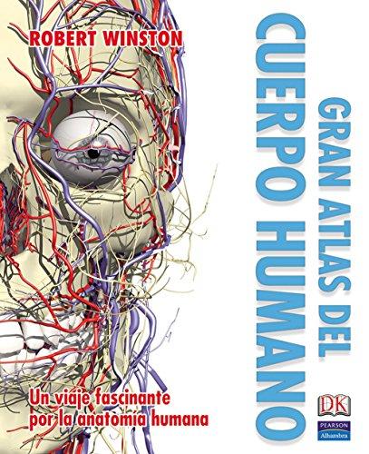 9788420550053: Gran atlas del cuerpo humano