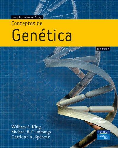 9788420550145: Conceptos de Genetica, 8/ed.