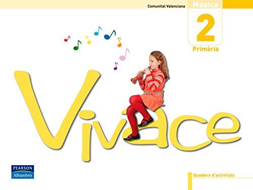 9788420551098: Vivace 2 pack quadern d'activitats (Comunitat Valenciana) - 9788420551098