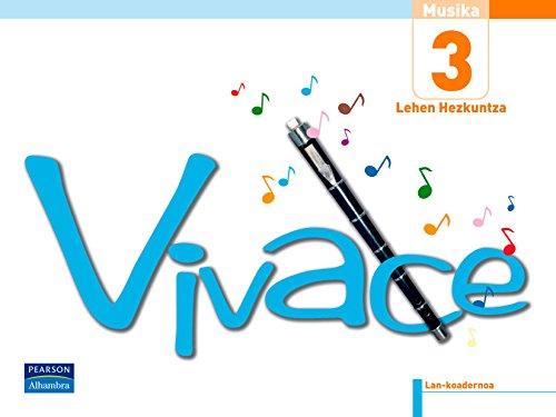 9788420551166: Vivace 3 pack lankoadernoa - 9788420551166