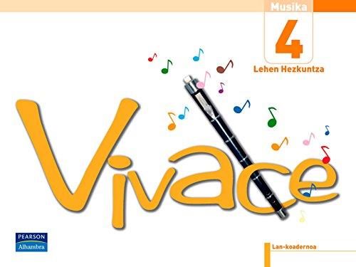 9788420551210: Vivace 4 pack lankoadernoa