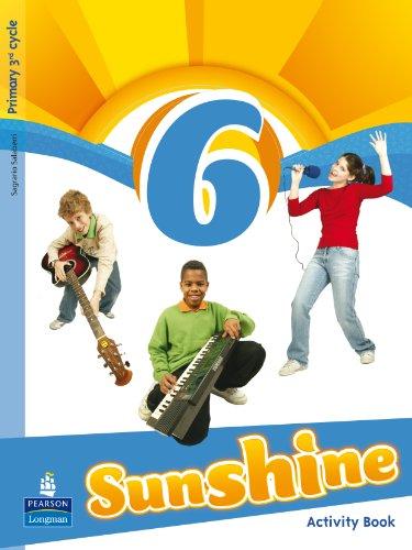 9788420551364: Sunshine 6 Activity Book Pack - 9788420551364